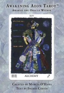 Alchemy Tarot Card Box Cover